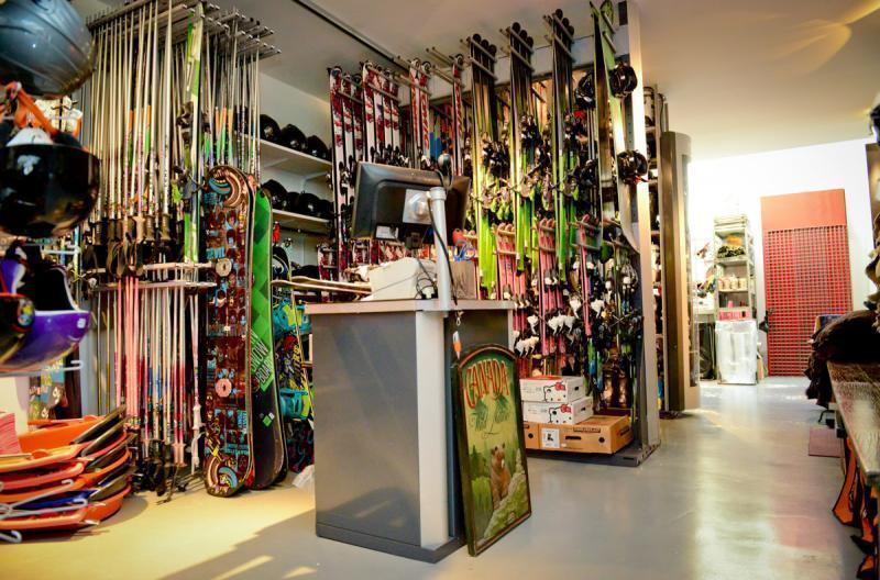 location ski biarritz